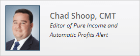 Chad Shoop, CMT