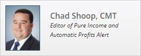 Chad Shoop, CMT