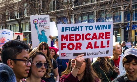 "I've experienced the absurdity of American health care enough to know that the possibility of a ""Medicare for All"" program is real. That calls for some seriously strategic investing."