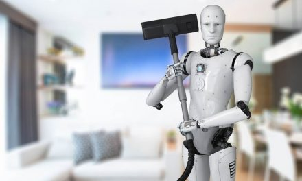 """Robots are """"working"""" in dozens of industries: everything from automotive to health care to fast-food restaurants. However, the job market is arguably the best it's ever been."""