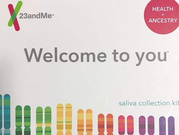 23andMe Genetics Testing Kit