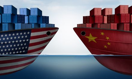 The U.S.-China trade war dominated headlines in May. As investors panicked, the Nasdaq Composite Index fell over 10% into correction territory.