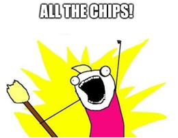 Chip stock meme