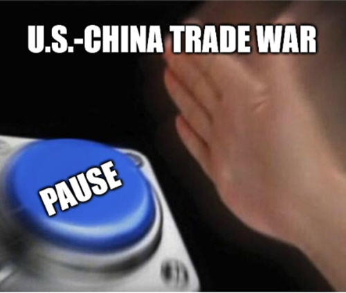 Trump Pauses China Tariffs