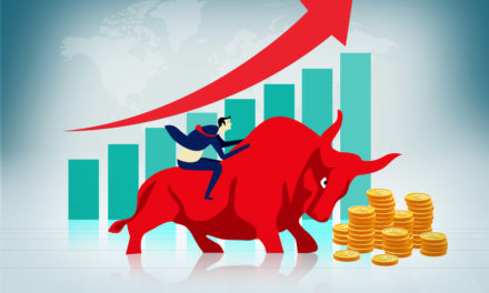The odds favor higher prices in the stock market by the end of the year. Research shows this is the most bullish scenario for the stock market.
