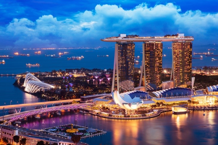 Marina Bay Sands hote