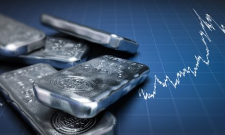 silver bars and the stock market