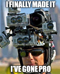 GoPro's (GPRO) new cameras