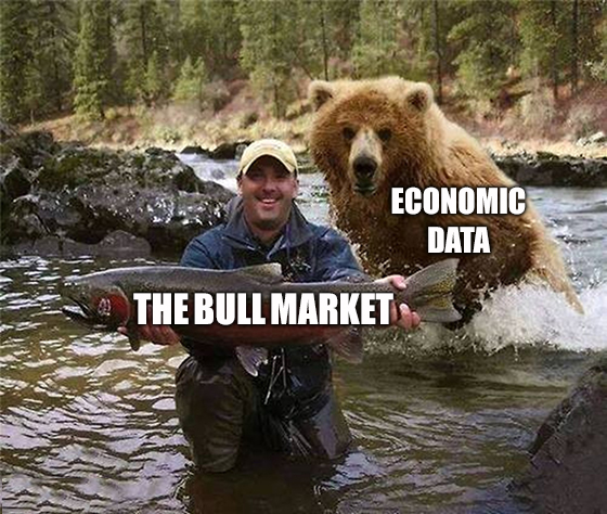October's spooky-time economic data is making it hard to stay bullish on the market.