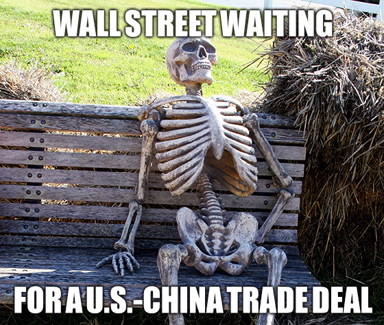 I hope your expectations for U.S.-China trade talks aren't too high. Even if they aren't, you're likely to be disappointed.
