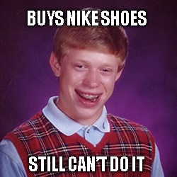 """Bank of America Merrill Lynch upgraded Nike Inc. (NYSE: NKE) to neutral from underperform this morning, citing the potential for strong growth in its """"less-technical sportswear business."""""""