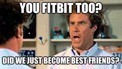 Google has agreed to buy Fitbit Inc. (FIT). Finally, this fitness product posing as a company has a home!