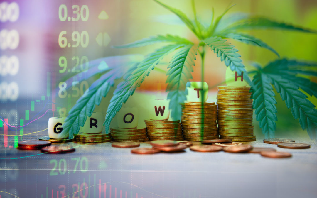Get Ready for Marijuana Market Rally: Approved by Shark Tank Billionaires?