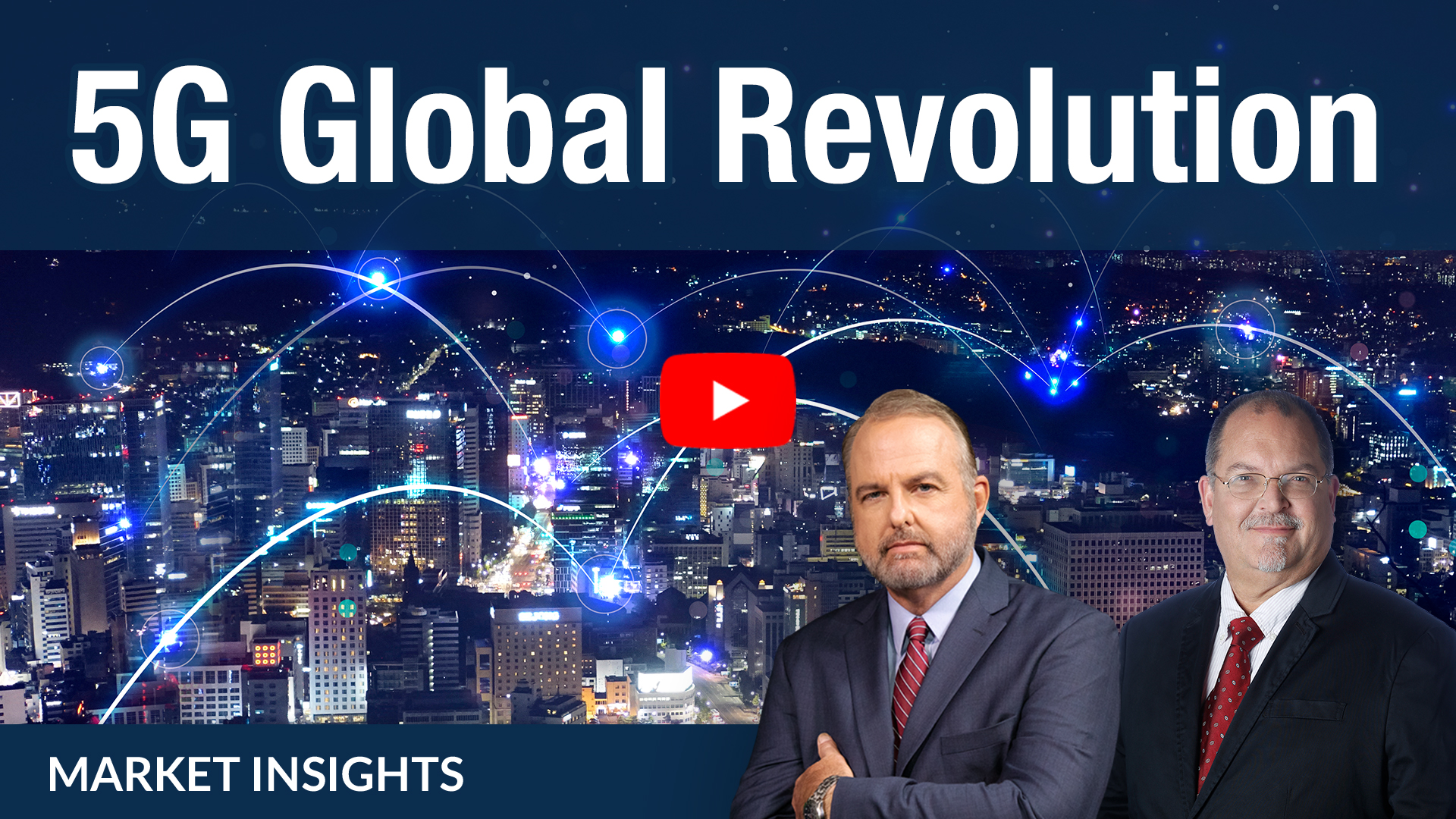 Experts Jeff Yastine and Ted Bauman discuss some of 5G's hottest investment opportunities, and why this new technology is truly a global revolution.