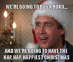 You have another buying opportunity. Roku shares are down about 6% today after the company announced that investment funds will resell more than 570,000 shares.