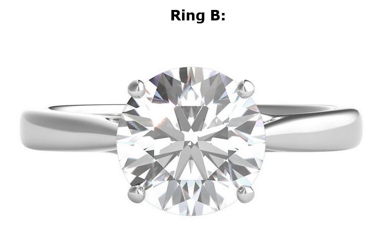 traditional diamonds