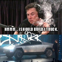 Elon Musk, Tesla's (TSLA) CEO, tweeted out some astounding figures over the weekend, claiming that the new Cybertruck received 200,000 orders.