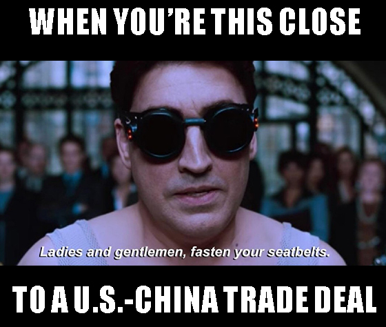 U.S.-China Trade Deal Meme
