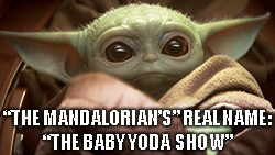 Will Netflix (NFLX) bow to Baby Yoda?
