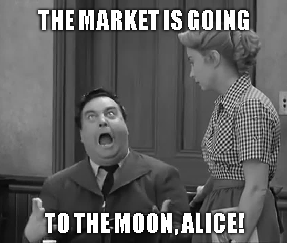 The market is going to the moon in 2020 … well, at least halfway, according to Piper Jaffray.