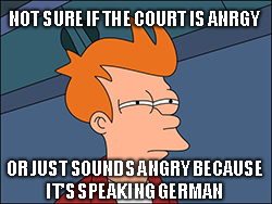 A German high court banned Uber Technologies Inc. (UBER) from operating in the country this morning.