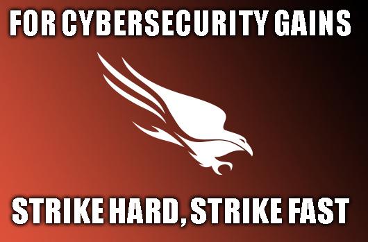 CrowdStrike (CRWD), strike hard, strike fast.