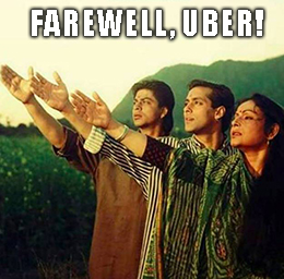 Uber Technologies (UBER) announced today that it sold its Uber Eats India food delivery service to local rival Zomato.