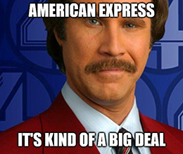 Shares of American Express Co. (AXP) surged more than 4% on the open this morning, following the company's quarterly earnings report.