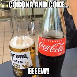 The Coca-Cola Co. (NYSE: KO) joined the growing list of companies warning that the virus would negatively impact earnings.
