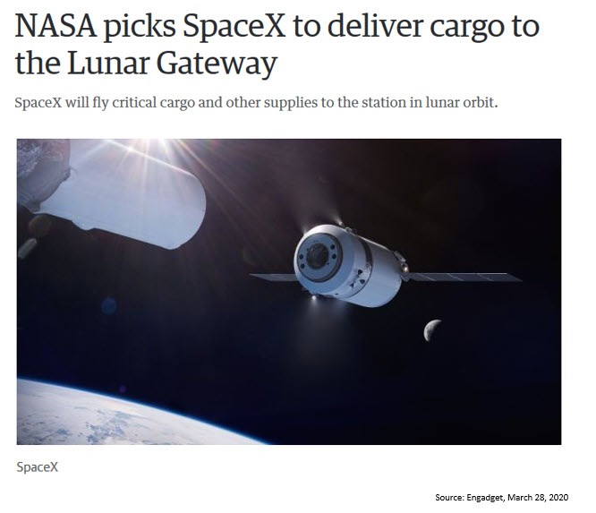 SpaceX Article