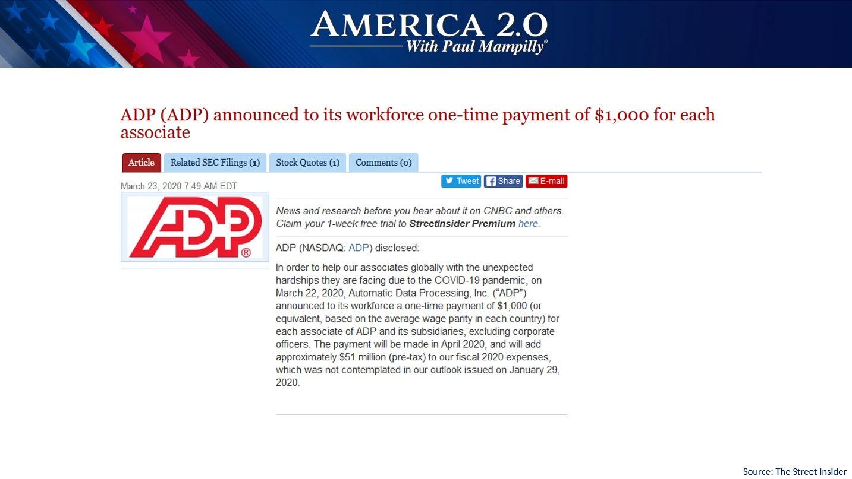 America 2.0 #1 032320