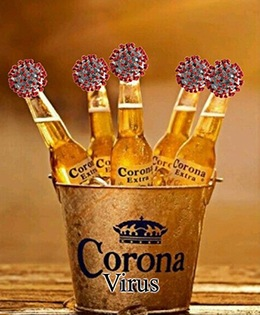 Judging from Constellation Brands Inc. (NYSE: STZ), Kentucky wasn't the only place having Corona parties. The company posted strong fourth-quarter earnings and revenue.