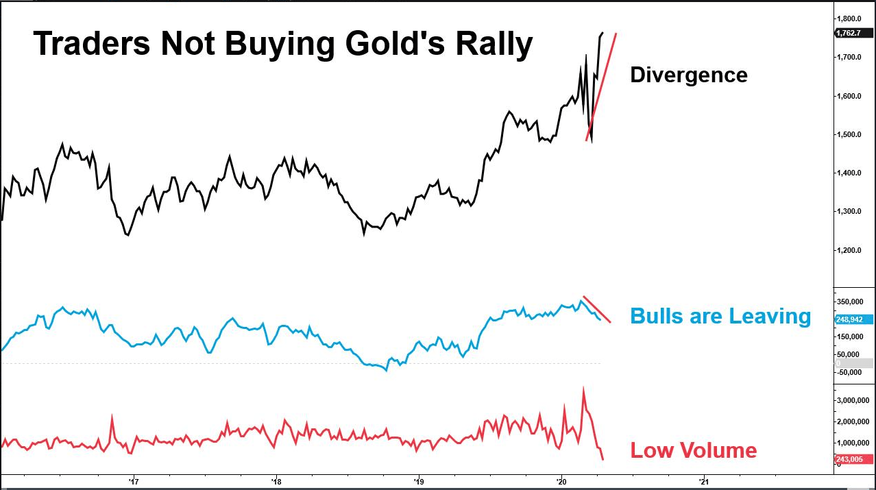 Don T Into Gold S Rally Just Yet