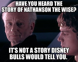 The Walt Disney Co. (NYSE: DIS) is set to enter the earnings confessional after the close tomorrow — and Michael Nathanson of research firm MoffettNathanson has a warning for DIS bulls.