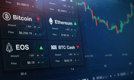 can i buy stocks with cryptocurrency