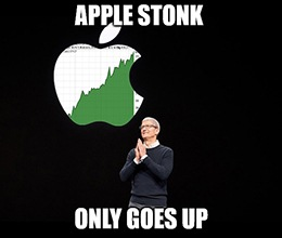 "Apple Inc. (Nasdaq: AAPL) is probably the most boring ""best"" stock ever."
