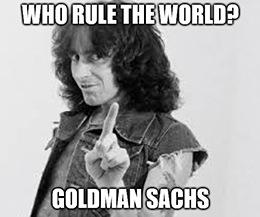 Goldman Sachs, the financial behemoth, said revenue rose to $13.3 billion — its second-highest quarterly revenue ever.