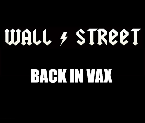Wall Street is back in black — it hit the vax! The bulls are glad to be back. Another day on the stock market pendulum.