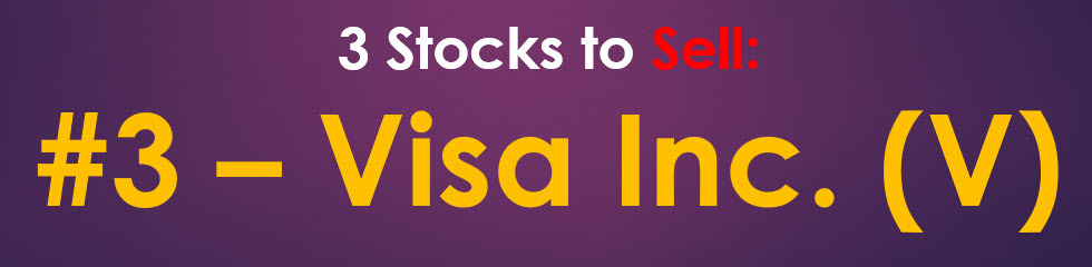Visa Stock Sell