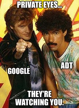 Google invested $450 million in home security company ADT Inc. (NYSE: ADT).