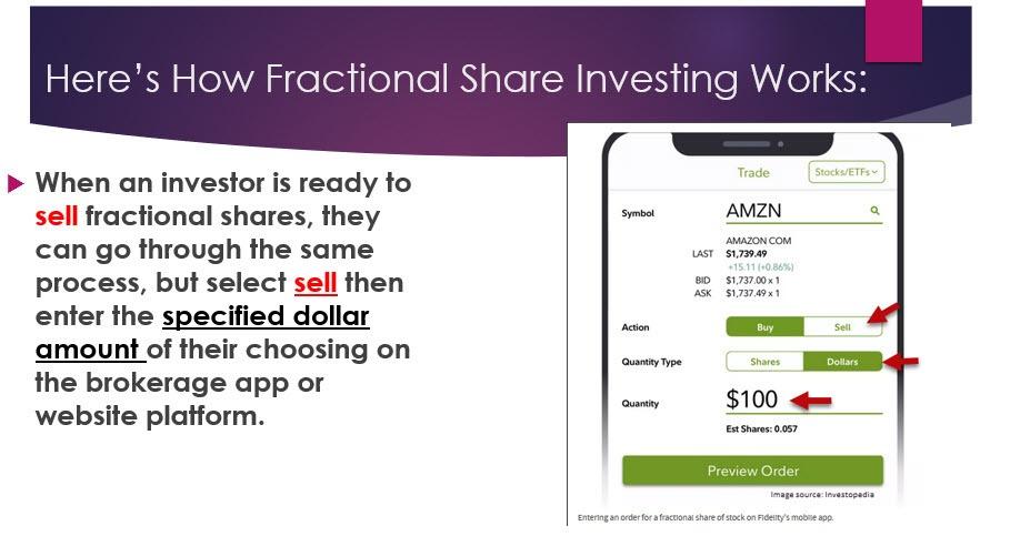 How do Fractional Shares work 3