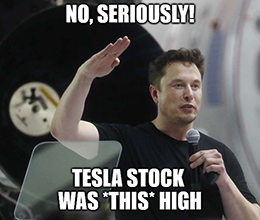 Tesla Inc. (Nasdaq: TSLA) investors, get ready for a wild and wooly week.