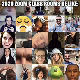 Compared to last year, Zoom's income skyrocketed about 3,282% on the quarter.