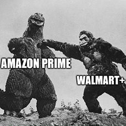 Walmart+ will launch on September 15 to go head-to-head with Amazon.com Inc.'s (Nasdaq: AMZN) Prime.