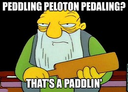 Peloton Interactive Inc. (Nasdaq: PTON) skirts the hype line ahead of tomorrow's trip to the earnings confessional.