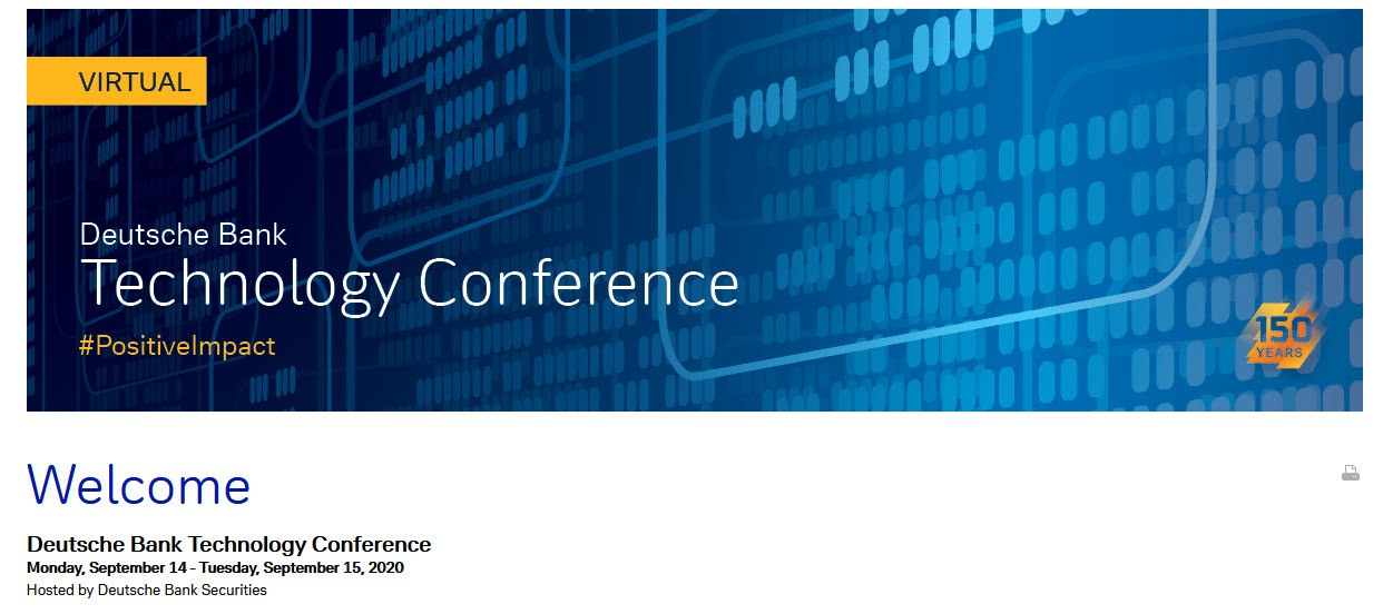 Virtual Tech Conference
