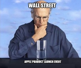 Another Apple Inc. (Nasdaq: AAPL) event happened today.