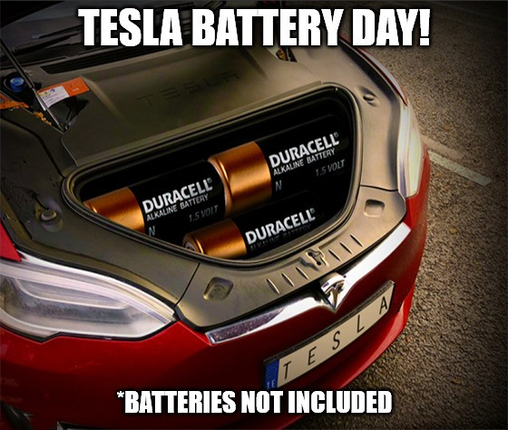 If Battery Day went as planned, two bulls would look like geniuses. But this is Tesla — nothing goes according to plan.