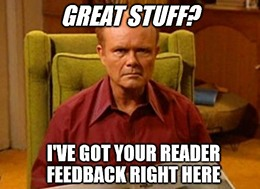 Is that you, Red Forman?