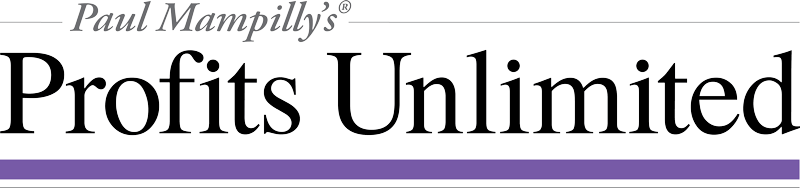 Paul Mampilly's Profits Unlimited Logo